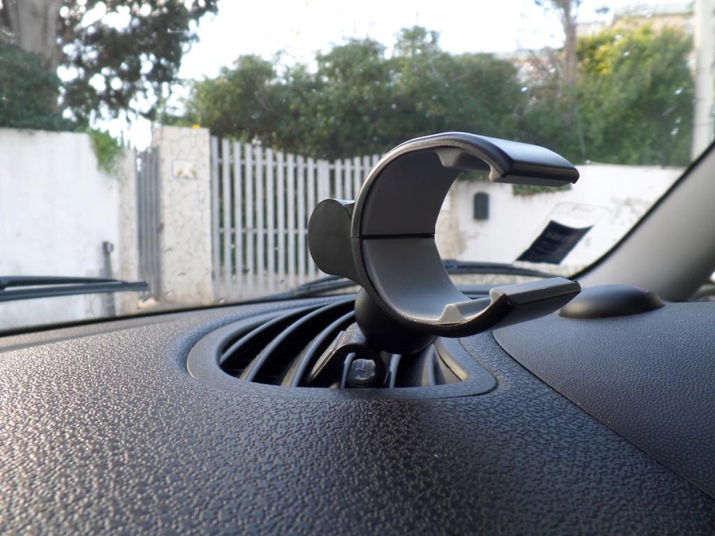 xenomix car mount