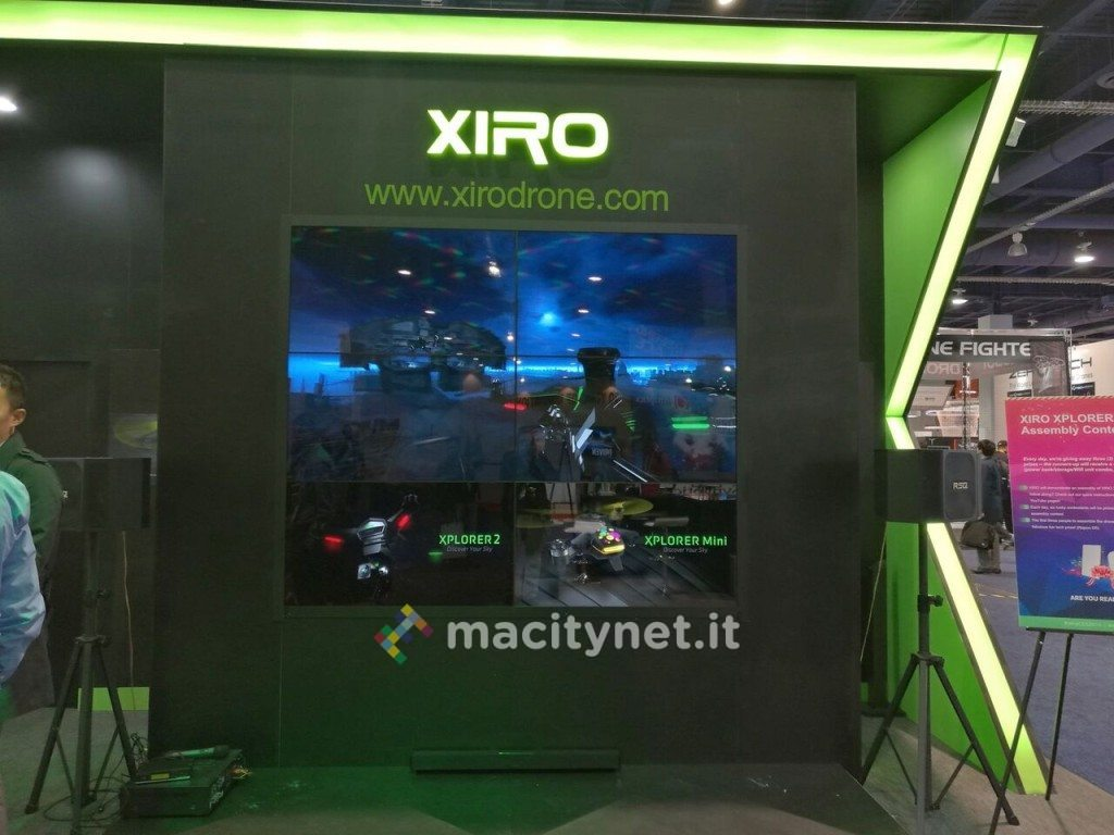 CES 2016 Xiro
