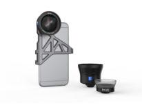 CES 2016 Zeiss lancia le ExoLens, le prime lenti dedicate ad iPhone 6 e 6S