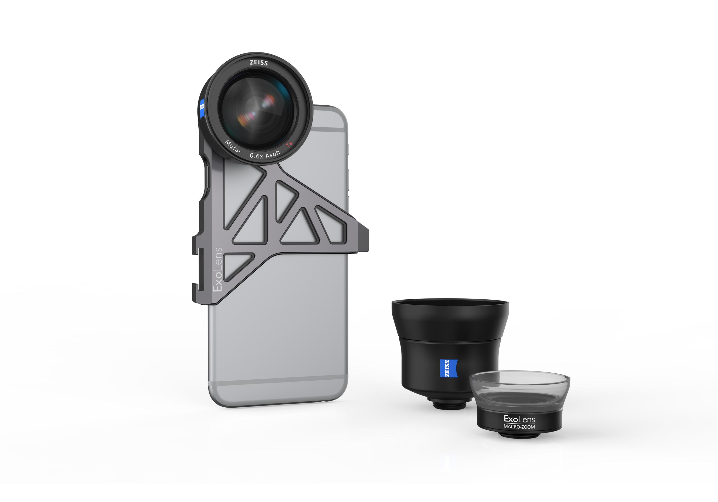 Zeiss ExoLens   lenti per iPhone 6 e iPhone 6S
