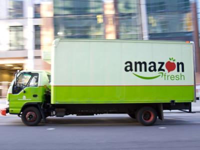 camion Amazon