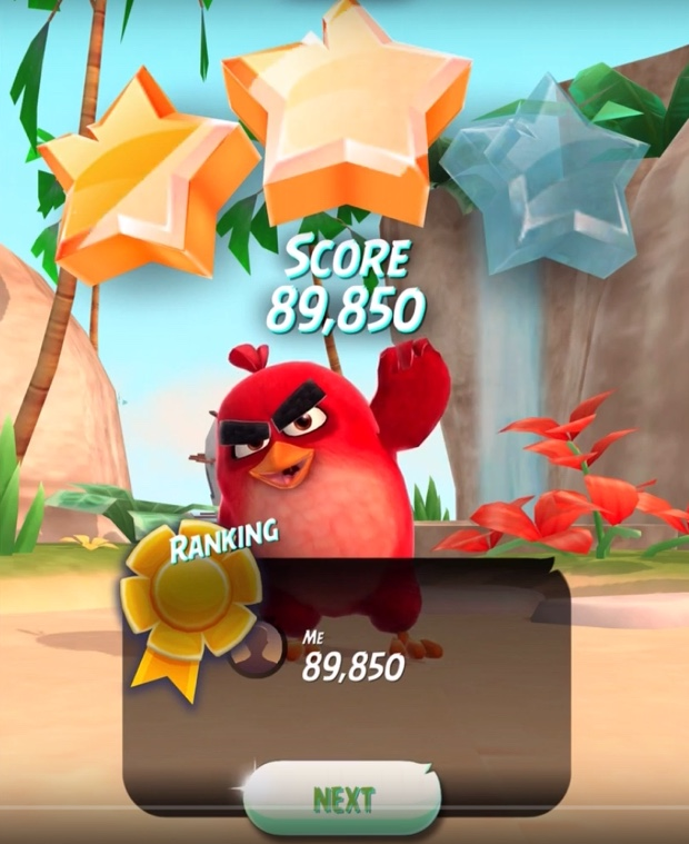 Angry Birds Action 620 10