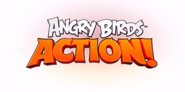 Angry Birds Action logo icon 640