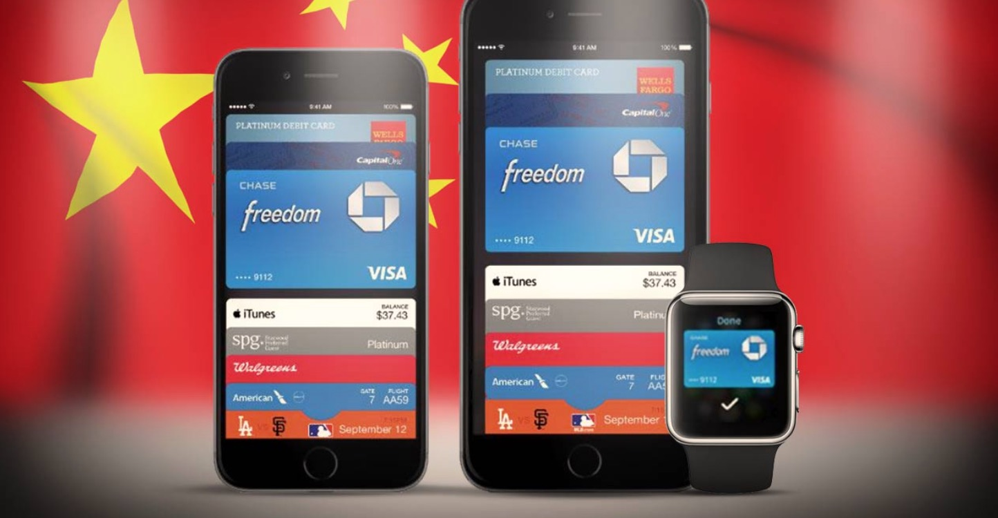 Apple Pay in Cina, il servizio è stato appena lanciato