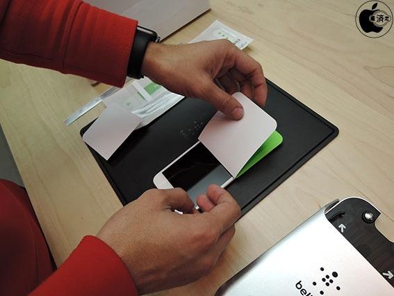 Pellicole per iPhone, negli Apple Store al via servizio di installazione