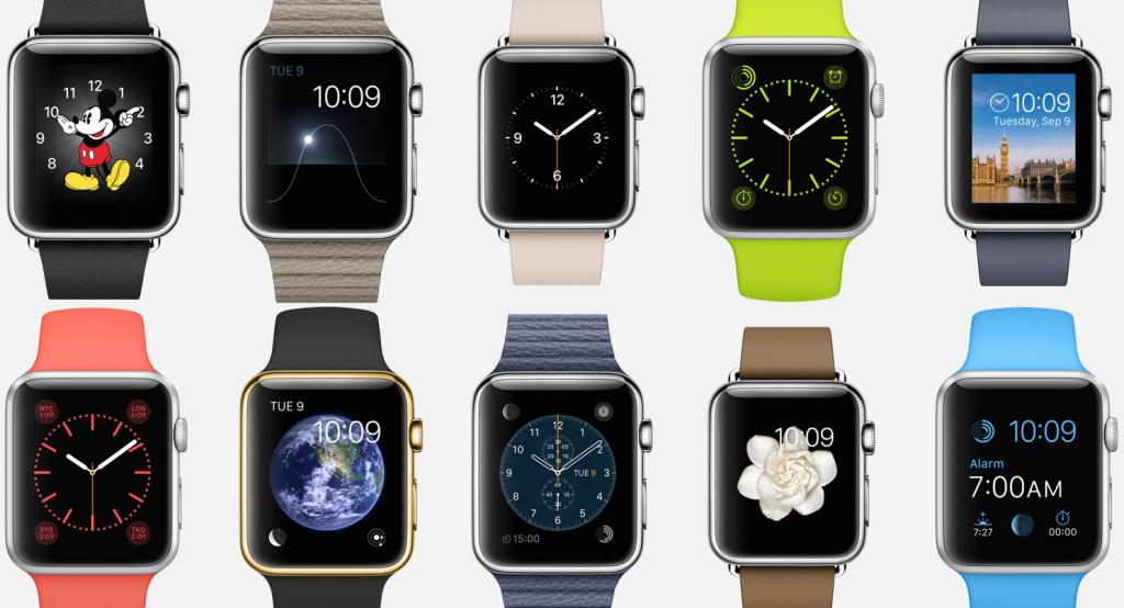 Nuovi quadranti per Apple Watch