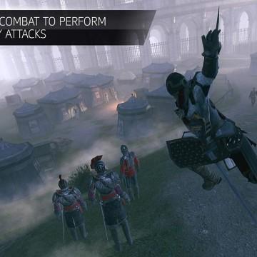 Assassin Creed per iOS identity 4