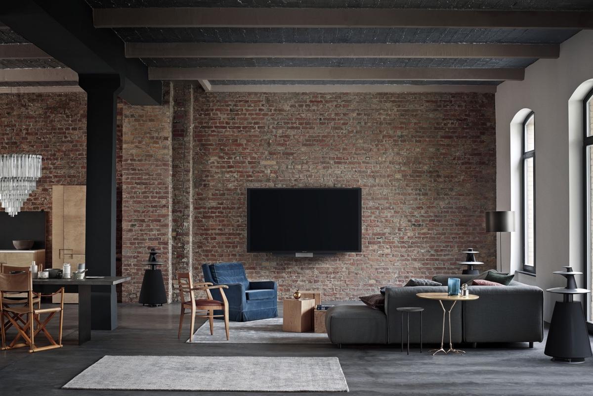 beolink smarthome sistema integrato per la casa smart di bang olufsen. Black Bedroom Furniture Sets. Home Design Ideas