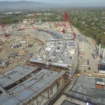 I principali lavori di architettura paesaggistica sono stati completati nel 2015.