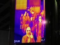 La visione termica alla Terminator è possibile con lo smartphone Caterpillar Cat S60