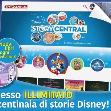 Disney Story Central 5
