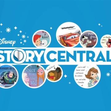 Disney Story Central 6