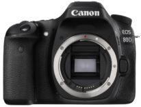 Canon EOS 80D, nuova reflex semi pro da 24,2 MP con 45 punti AF a croce