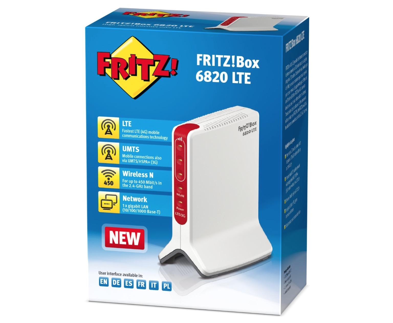 FRITZ!Box 6820 LTE 3