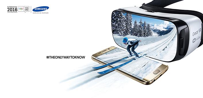 Samsung Gear VR Giochi olimpici giovanili 2016