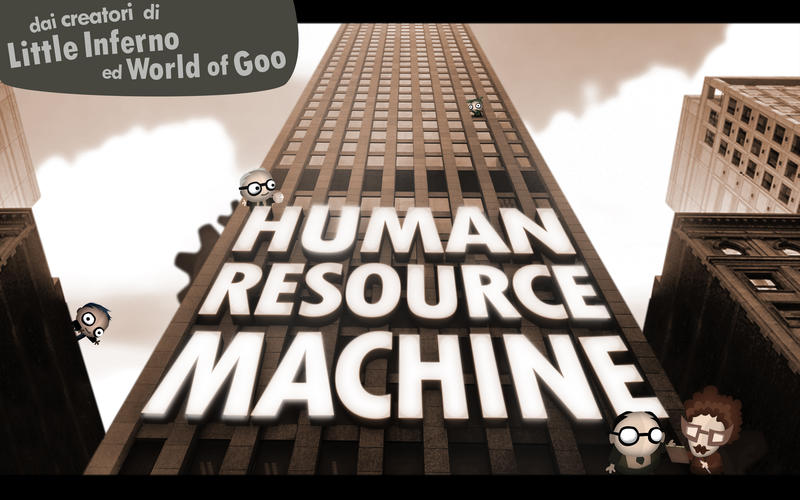 Human Resource Machine 2