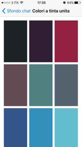 50 Colori A Tinta Unita Sfondi Whatsapp Sfondo