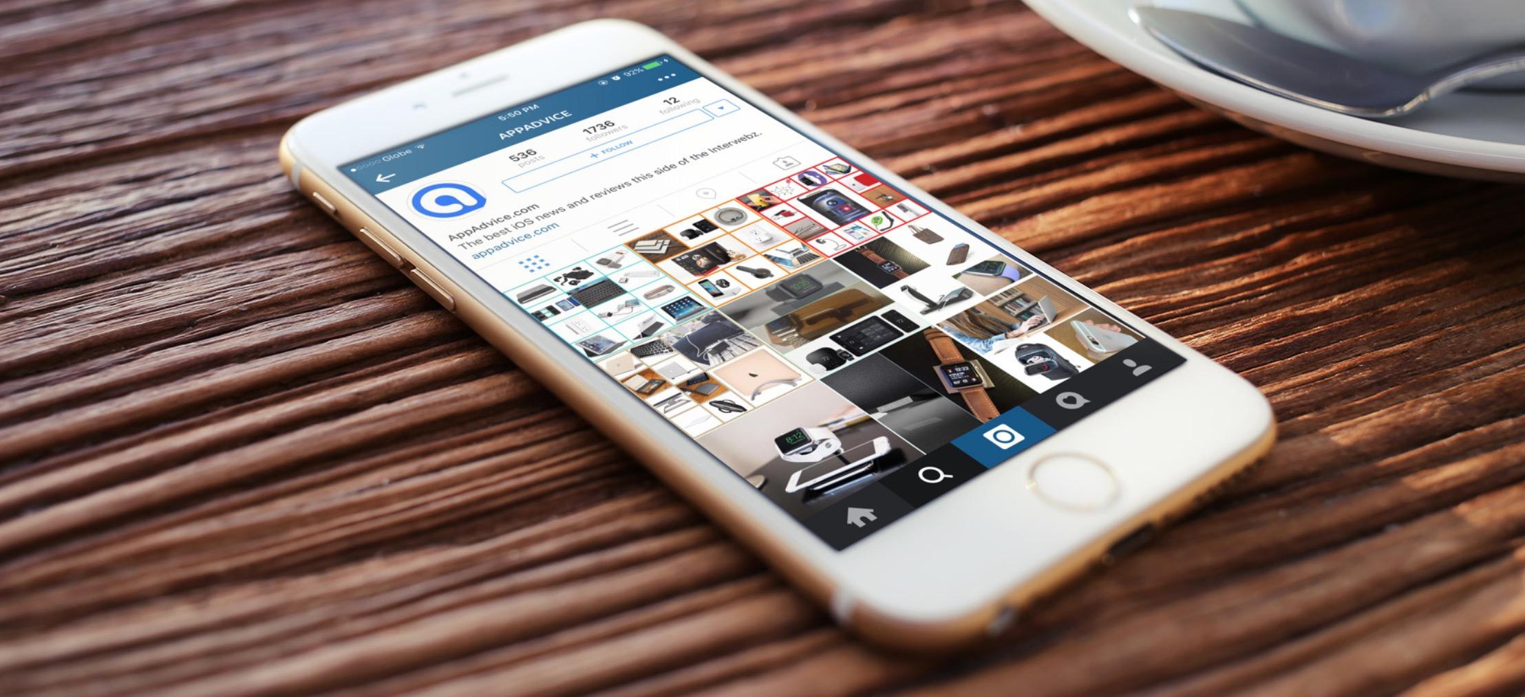 Instagram multi-account