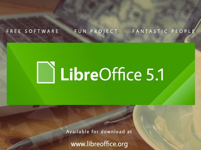 LibreOffice 5.1