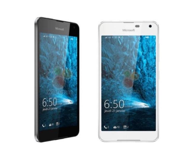Lumia 650 e Lumia 850 icon 640