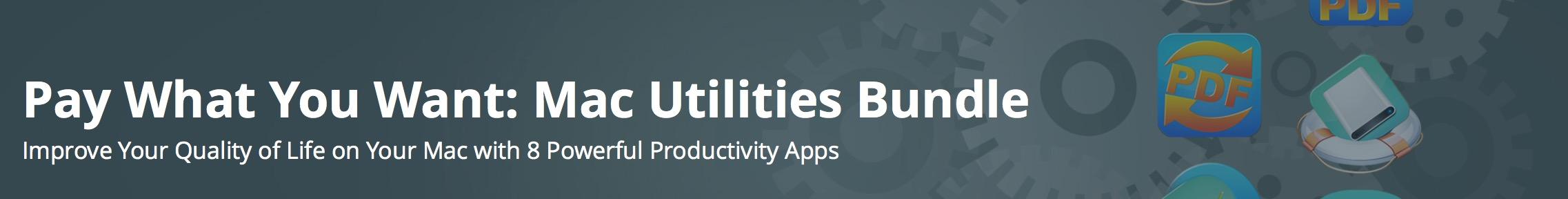 Mac Utilities Bundle 3