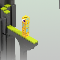 Monument Valley in versione Lego