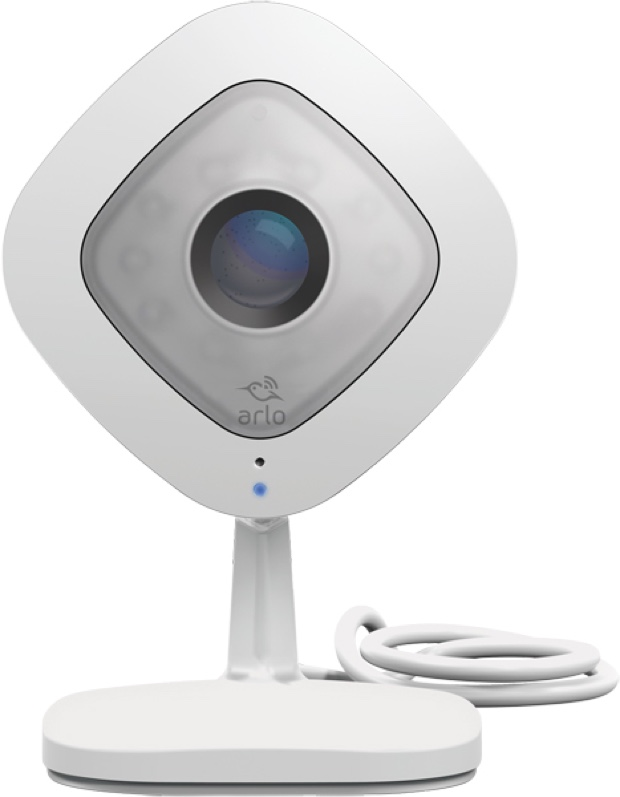 Netgear arlo q videocamera di sicurezza full hd che - Videocamera di sicurezza ...