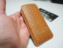 Recensione custodia MBcase per iPhone 6 effetto intreccio, artigianato italiano e tecnologia