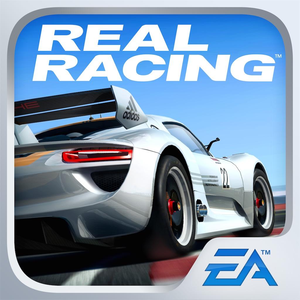 Real Racing 3 2 icon 1000