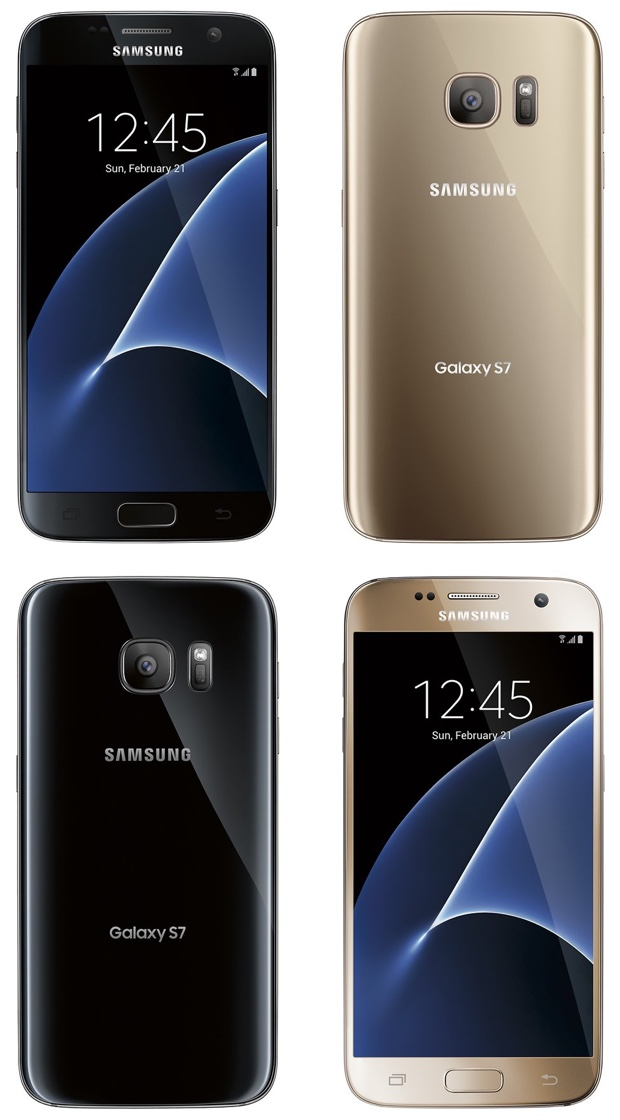 Samsung galaxy S7 evleaks1