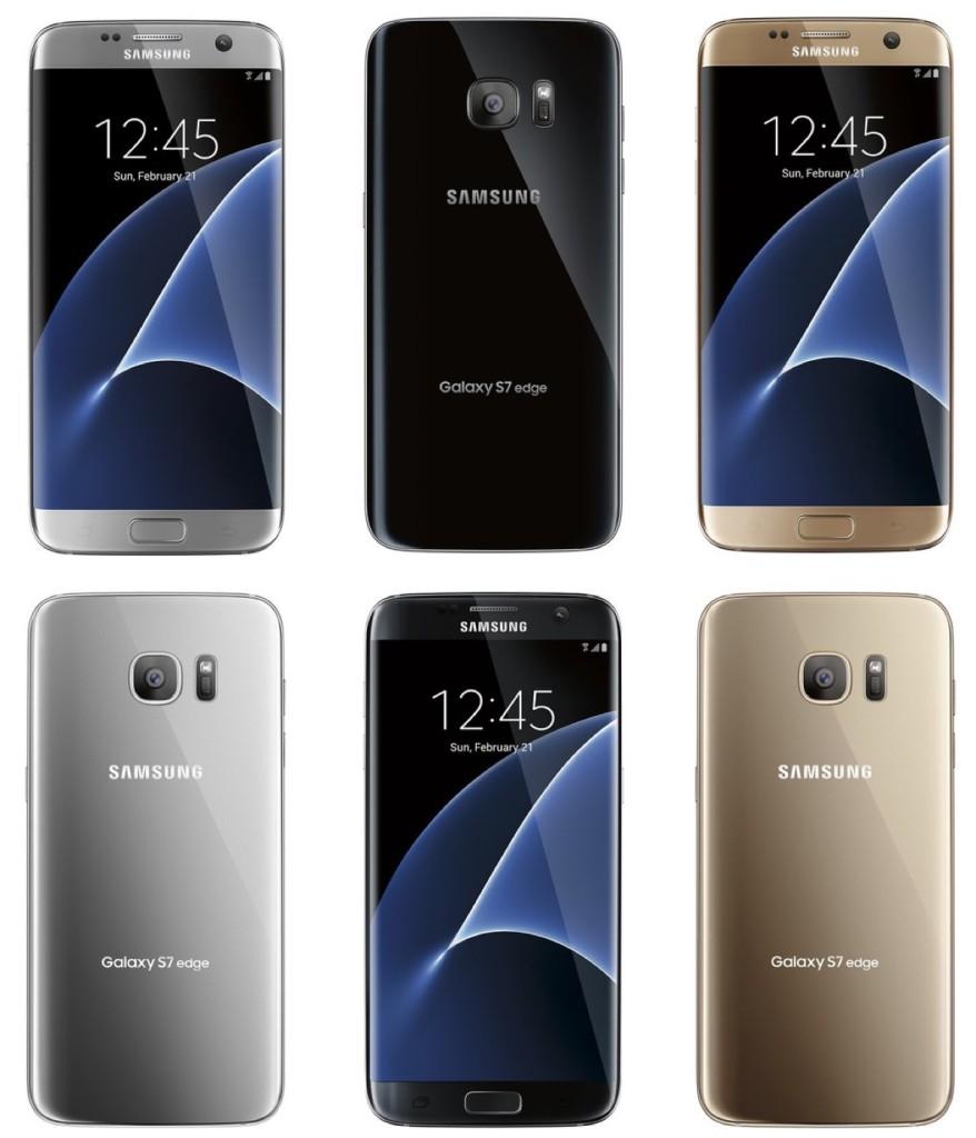Samsung galaxy S7 evleaks2
