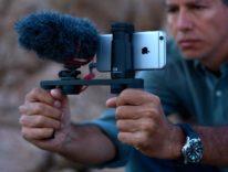 MWC16 Shoulderpod R1 migliora foto e video con originali impugnature in legno