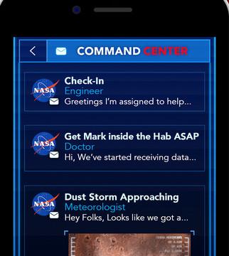 Sopravvissuto – The Martian 3