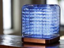 Tittle Light, la lampada LED che mostra animazioni ed emoji 3D