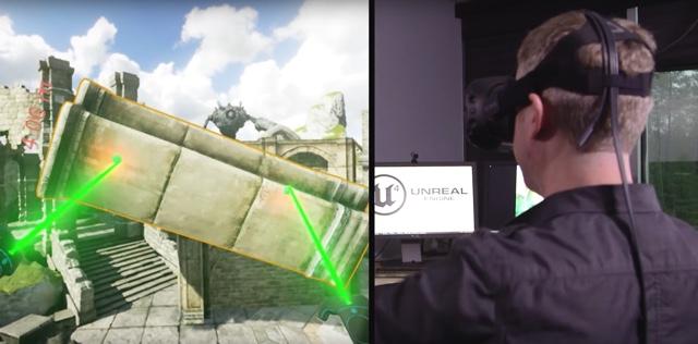 Unreal Engine VR Editor 640