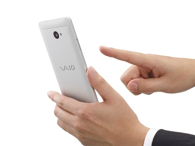 VAIO Phone Biz 640