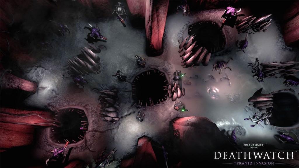 Gratis Warhammer 40.000: Deathwatch - Tyranid