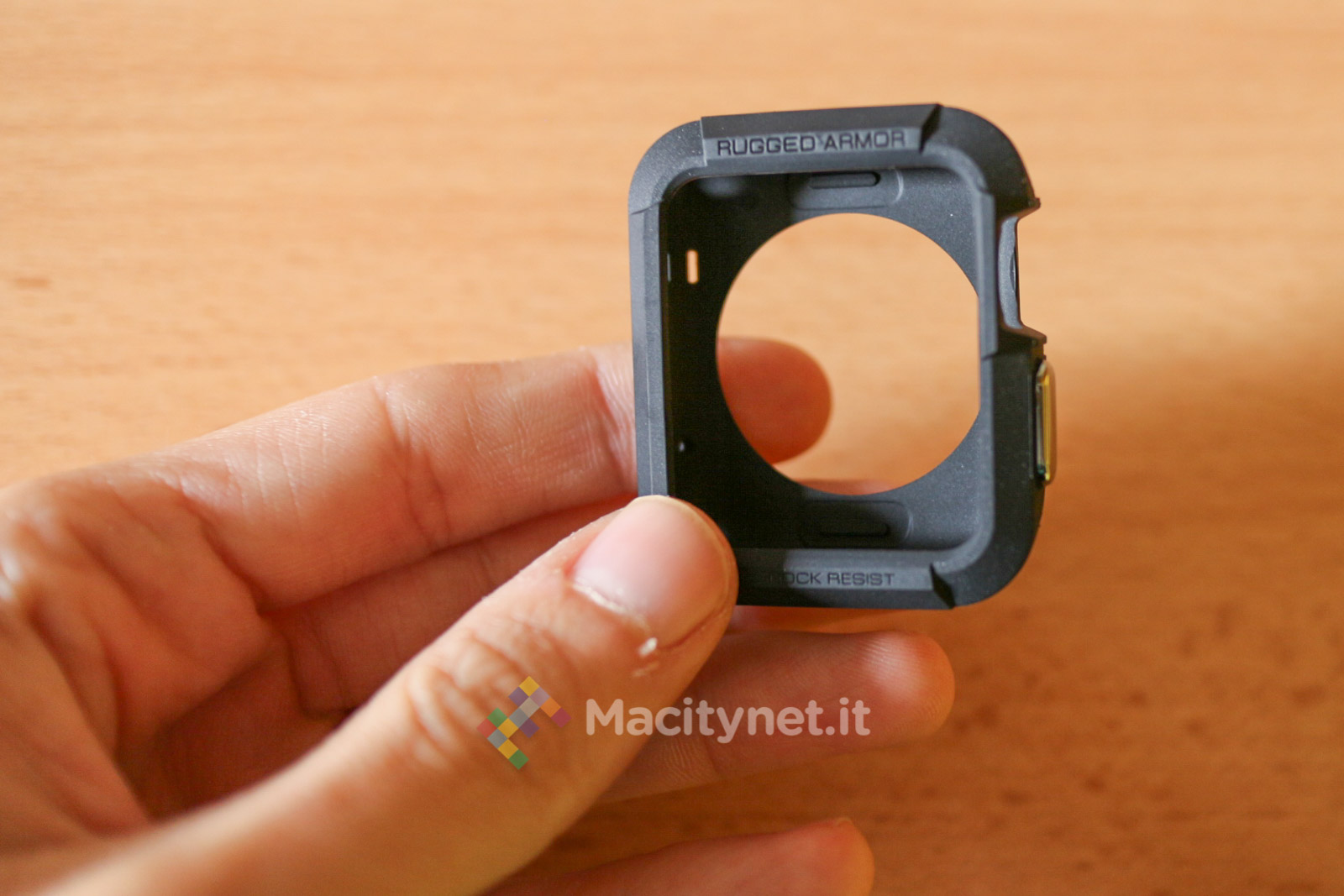 Recensione Spigen Case per Apple Watch