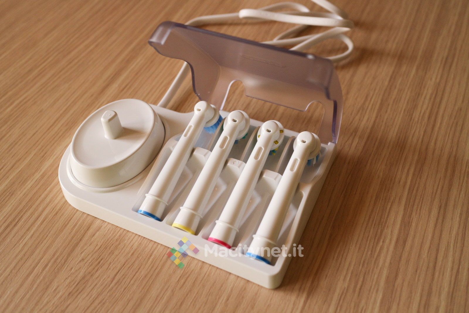 Recensione Oral-B Pro 6000