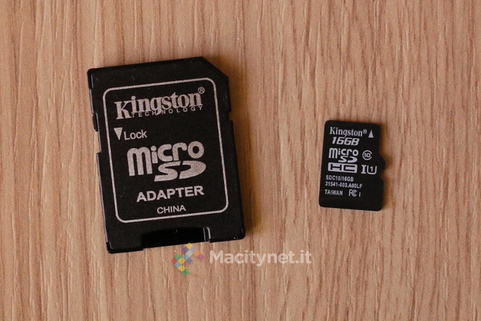 Flash Scheda di memoria Kingston Micro SD scheda per Huawei Honor Magic 2
