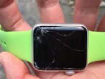 Davide batte Golia, denuncia Apple per lo schermo rotto di Watch e vince