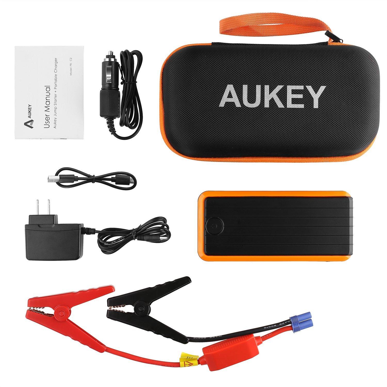 batteria aukey avvia auto 2