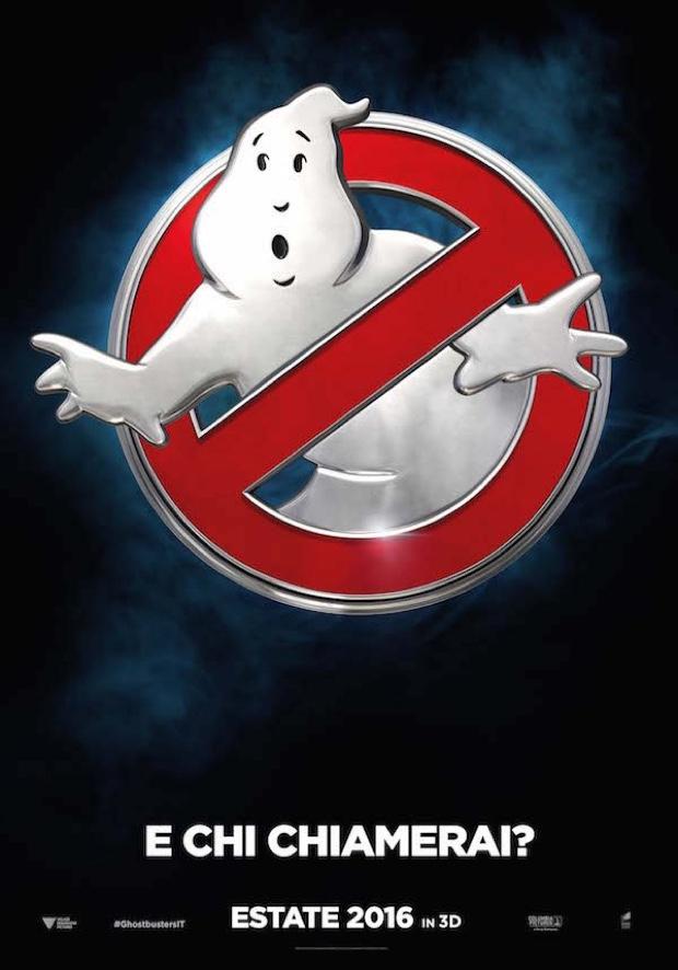 ghostbusters locandina ITA