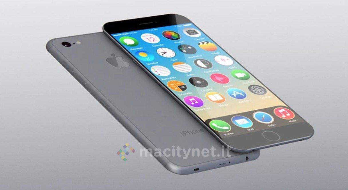 iPhone 7 produzione