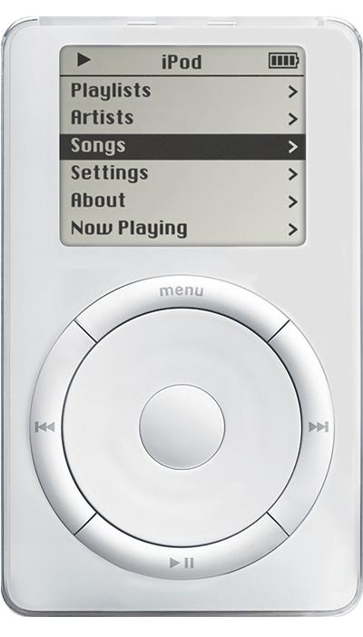 iTunes mossberg
