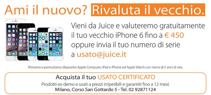 juice mail 25mwc2 usato