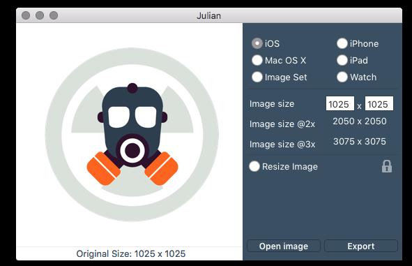 Julian app mac