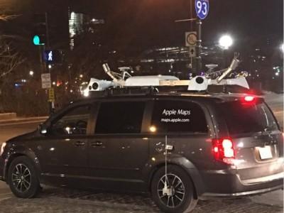 mappe ios 10 auto apple