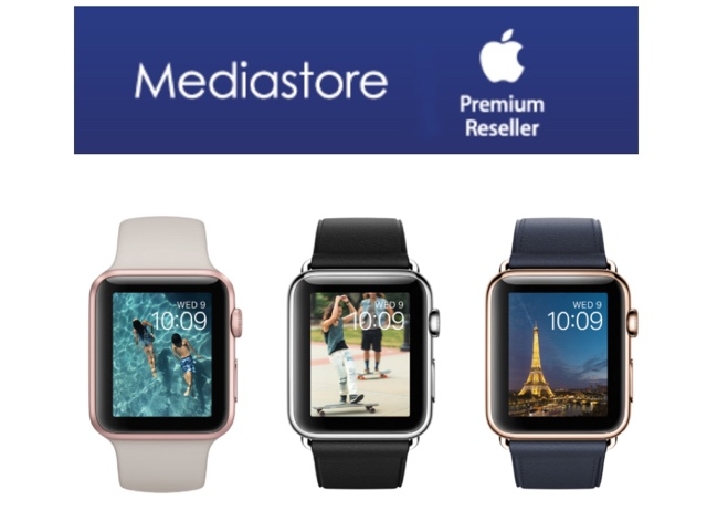 mediastore 640 apple watch
