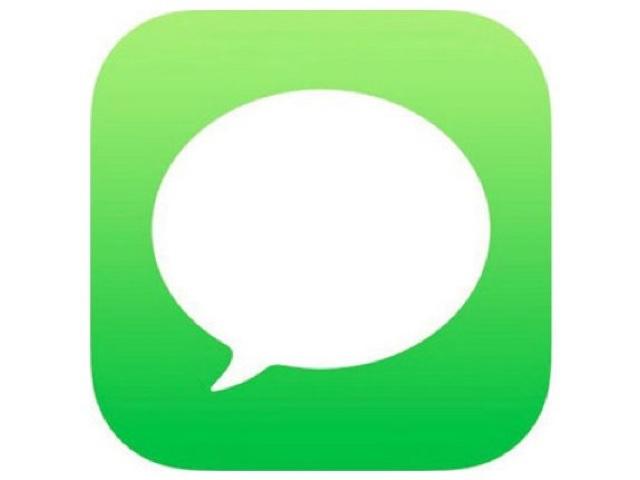 messaggi apple icon 640